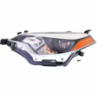 Fits 14-16  COROLLA LEFT DRIVER HEADLAMP ASSEMBLY