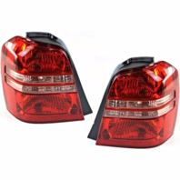 Fits 01-03  HIGHLANDER LEFT & RIGHT SET TAIL LAMP UNIT ASSEMBLES