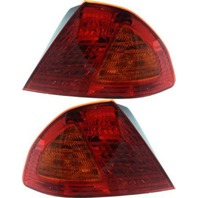 Fits 00-02  AVALON LEFT & RIGHT SET TAIL LAMP ASSEMBLES