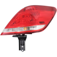 FITS 05-07 TOYOTA AVALON RIGHT PASSENGER TAIL LAMP ASSEM OUTER / QUARTER MOUNTED