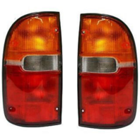 Fits 95-00  TACOMA LEFT & RIGHT SET TAIL LAMP ASSEMBLIES