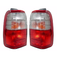 Fits 96-00  4RUNNER LEFT & RIGHT SET TAIL LAMP ASSEMBLES
