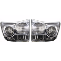 Fits 06-07 LX RX400H Back - Up Lamp / Light Lid Mounted Right & Left Set