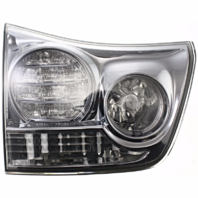 Fits 06-07 LX RX400H Back - Up Lamp / Light Lid Mounted Left Driver