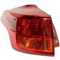 FITS13-15 TOYOTA RAV4 JAPAN BUILT LEFT DRIVER TAIL LAMP ASSM QUARTER MOUNTED