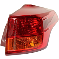 Fits 13-15  RAV4 JAPAN BUILT RIGHT PASS TAIL LAMP ASSM QUARTER MOUNTED