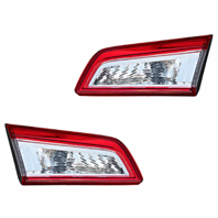 Fits 12-14 CAMRY LEFT & RIGHT SET TAIL LAMP ASSEMBLES LID MOUNTED