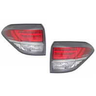 Fits 13-15 Lexus RX350 RX450H Left & Right Tail Lamp Quarter Mounted Japan Built