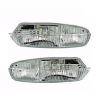 Fits 04-06 Lexus LS430 Left & Right Fog Lamp Units (pair)
