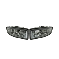 Fits 98-07 Toy Land Cruiser Left Driver & Right Passenger Side Fog Lamp (pair)