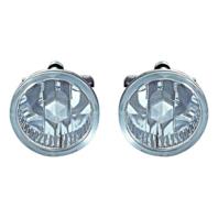 Fits 04-09 Prius 00-05 Echo 00-05 MR2 04-05 Scion XA Left & Right Fog Lamps pair