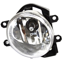Right Passenger Side Replacement Fog Light Assembly For 12-18 Various  /