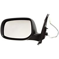 Fits 09-13 Toyota Matrix Left Driver Mirror Power Textured Black
