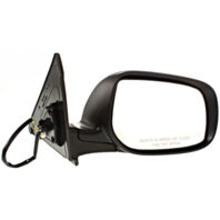 Fits 09-13 Toyota Matrix Right Passenger Mirror Power Textured Black