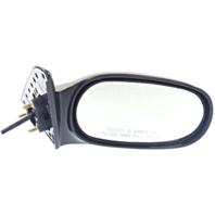 Fits 98-02 Prizm / Corolla Right Passenger Mirror Manual Remote UnPainted Black