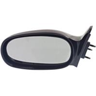 Fits 98-02  Prizm /  Corolla Left Driver Mirror Manual Unpainted