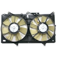 Fits 04-08 Solara; 02-06 V6 Camry A/C Condenser Fan Assembly