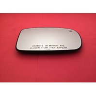 Fits 11-18 Charger,  Chry 200 / 300 Right Pass Heated Mirror Glass w/Holder  OE