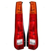 Fits 02-04 Japan Built Honda CR-V Models Left & Right Set Tail Lamp