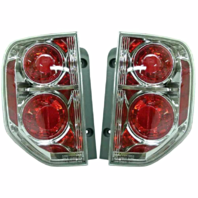 Fits 06-08 Honda Pilot Left & Right Set Tail Lamp Assemblies