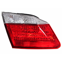 Fits 13-15 Honda Accord Sedan Left Driver Tail Lamp Lid Mounted without LED Lamp