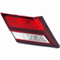 Fits 13-15  Civic Sedan Excludes Hybrid Left Driver Tail Lamp - Lid Mounted