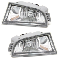 Fits 01-03  MDX Left & Right Fog Lamp Assemblies (Pair)