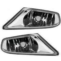 Fits 05-07  Odyssey L&R Fog Lamp Assys clear lens w/o chrome  pair
