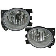 Fits 09-11  Pilot Left & Right Fog Lamp Units (pair)