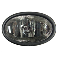 Fits 06-08 Honda Civic Coupe Right Passenger Fog Lamp -excludes sedan, hatchback