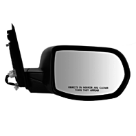 Fits 12-16  CR-V Right Passenger Power Mirror Power Manual Folding
