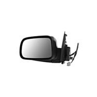 Fits 02-06  CR-V Left Driver Power Mirror Manual Folding With Heat