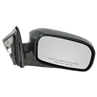 Fits 03-05  Civic Hybrid Right Passenger Mirror Power Textured Black