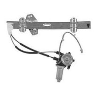 Fits 94-97 Hd Accord Sedan / Wagon Power Window Regulator with Motor Front Left Driver