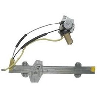 Fits 94-97 Accord Sedan/Wagon Power Window Regulator with Motor Front Right Pass