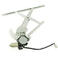 Fits 92-95 Hd Civic Sedan Power Window Regulator with Motor Front Left Driver