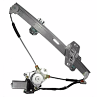 Fits 96-00 Hd Civic Sedan Power Window Regulator with Motor Front Left Driver