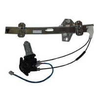 Fits 94-97 Accord 2dr 97 Acura CL Coupe Left Driver Pwr Window Regulator w Motor