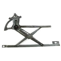 Fits 90-93 Hd Accord Sedan / Wagon Power Window Regulator Without Motor Front Right Passenger