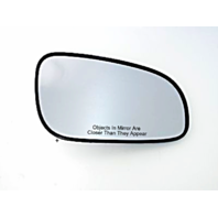 Fits 00-09 Honda S2000 Right Passenger Convex Mirror Glass w/ Rear Holder OE