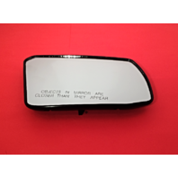 Fits Nissan Altima Right Pass Mirror Glass w/ Rear Holder non Folding Type