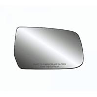 Fits 10-17 Equinox, Terrain Right Passenger Mirror Glass w/Rear Holder