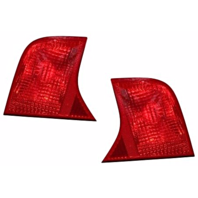 Fits 05-08  A4 / S4, 07-08  RS4 Sedan Left & Right Set Tail Lamp