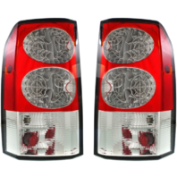 FITS 10-13 LAND ROVER LR4 LEFT & RIGHT SET TAIL LAMP ASSEMBLIES