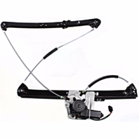 Fits 00-06 BMW X5 Right Passenger Front Power Window Regulator With Motor