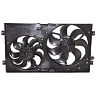 Dual Cooling Fan Assembly Fits  98-05 Beetle
