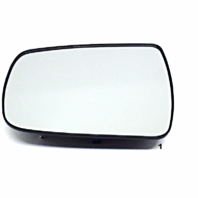 Fits 11-15 Sorento Left Driver Heated Mirror Glass w/Rear Holder Models w/out Pwr Folding