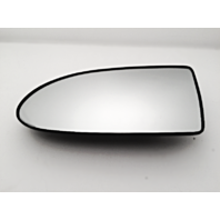 Fits 07-09 Hy Accent GS, SE, Left Driver Manual Mirror Glass  w/ Holder 06 GLS
