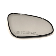 Left Driver Heated Mirror Glass w/Rear *Backing Plate for 12-15 Toy Camry OE