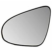 Left Driver Side Mirror Glass & Rear Backing Plate for 12-17 Toy Camry